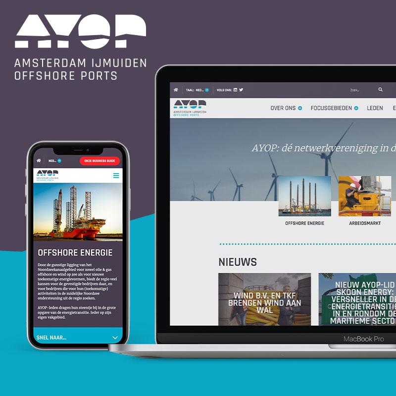 AYOP website