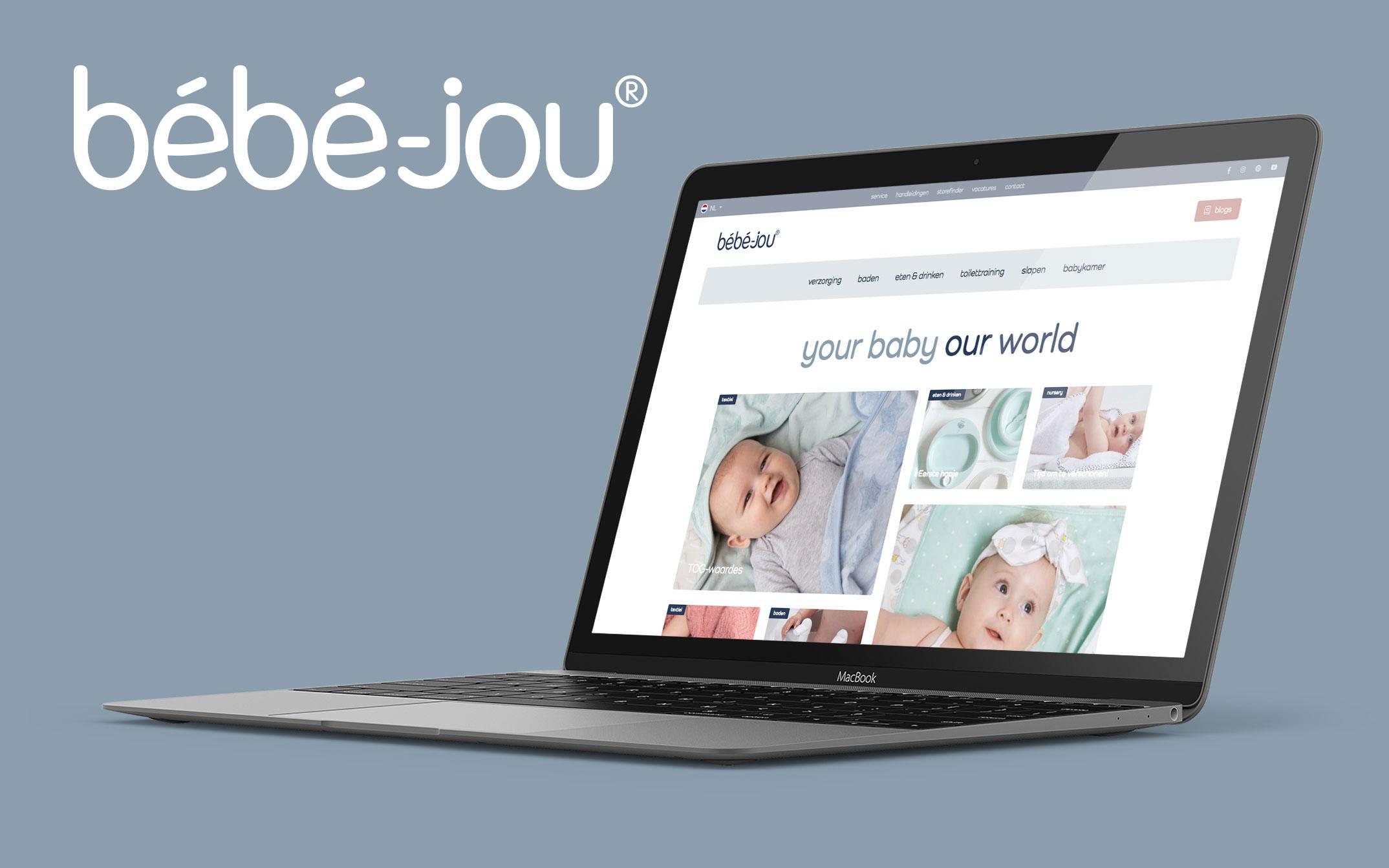 Bebejou - Website