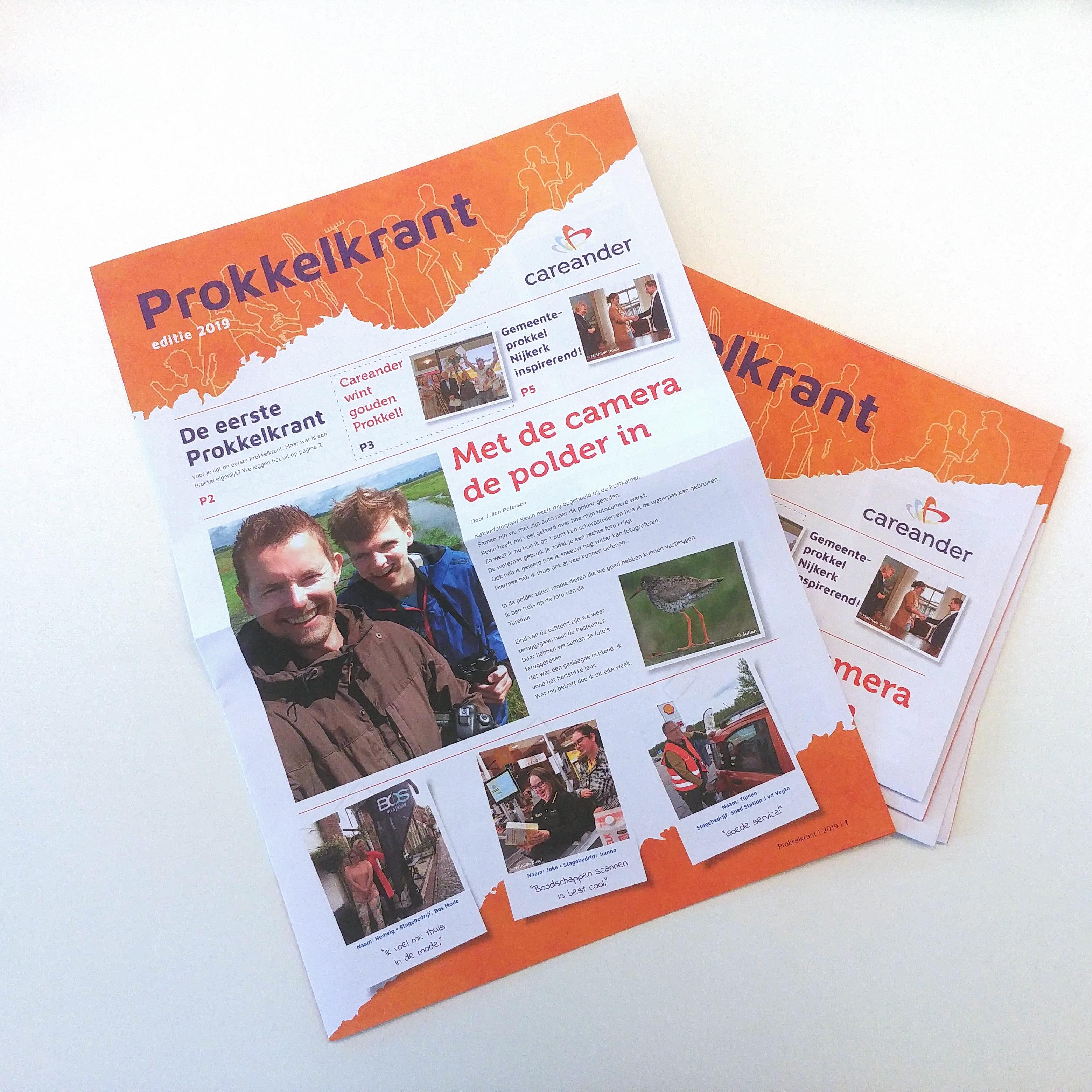 Careander - Prokkelkrant