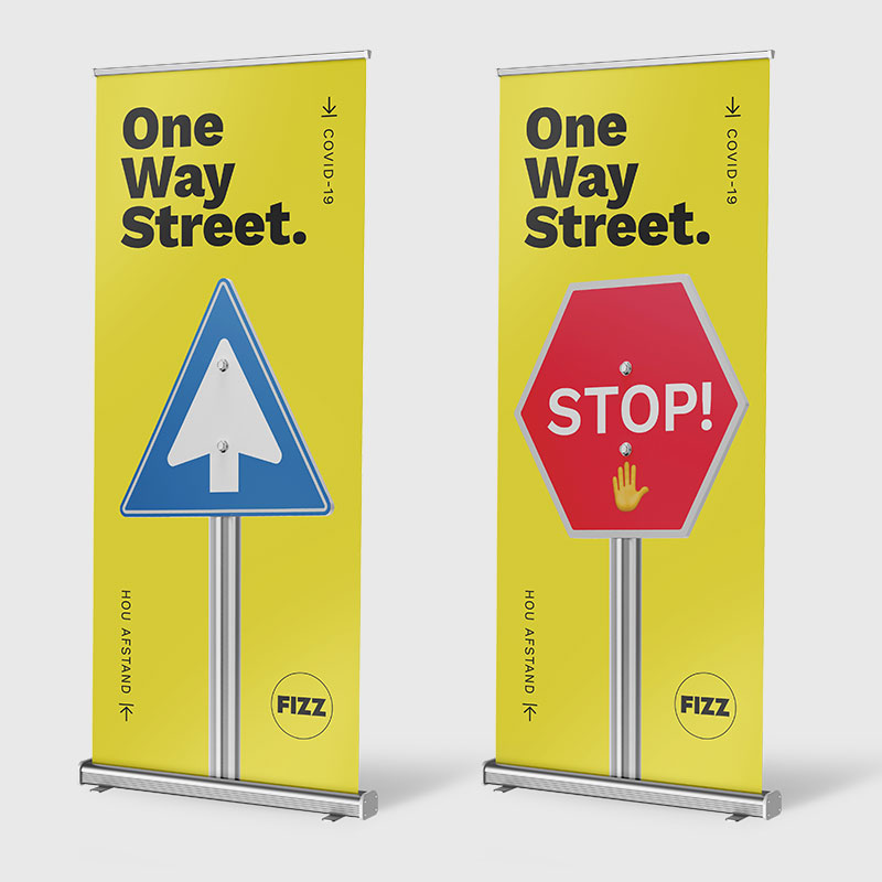 FIZZ - One way street