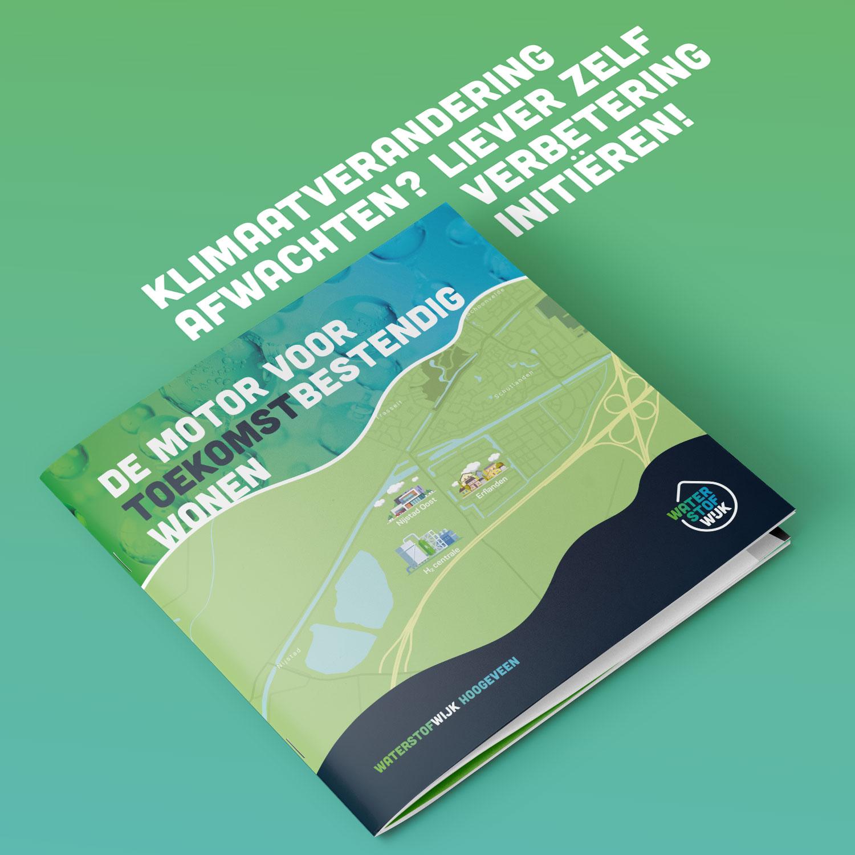 Gemeente Hoogeveen - Waterstof Wijk Brochure