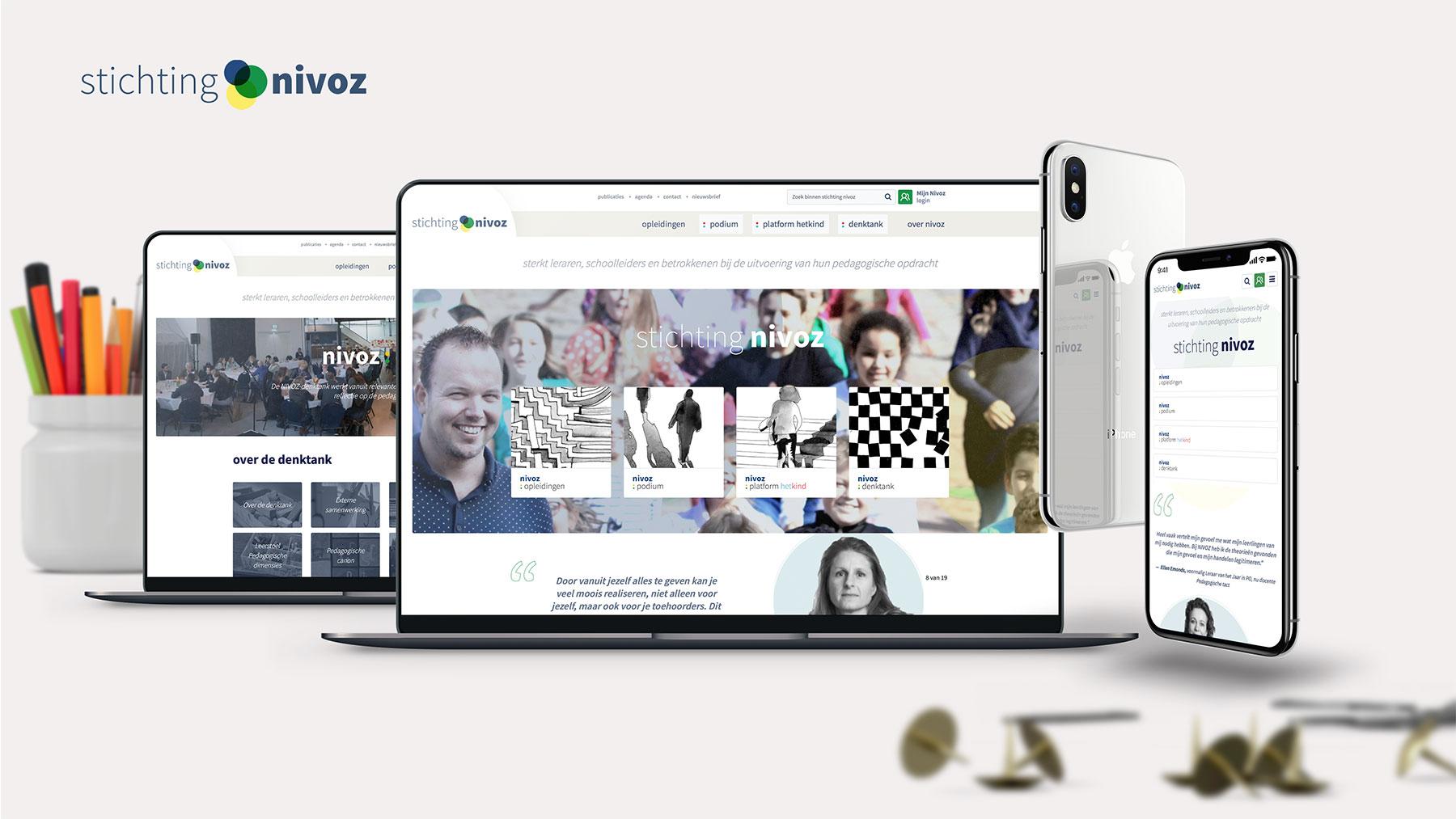 NIVOZ - Website