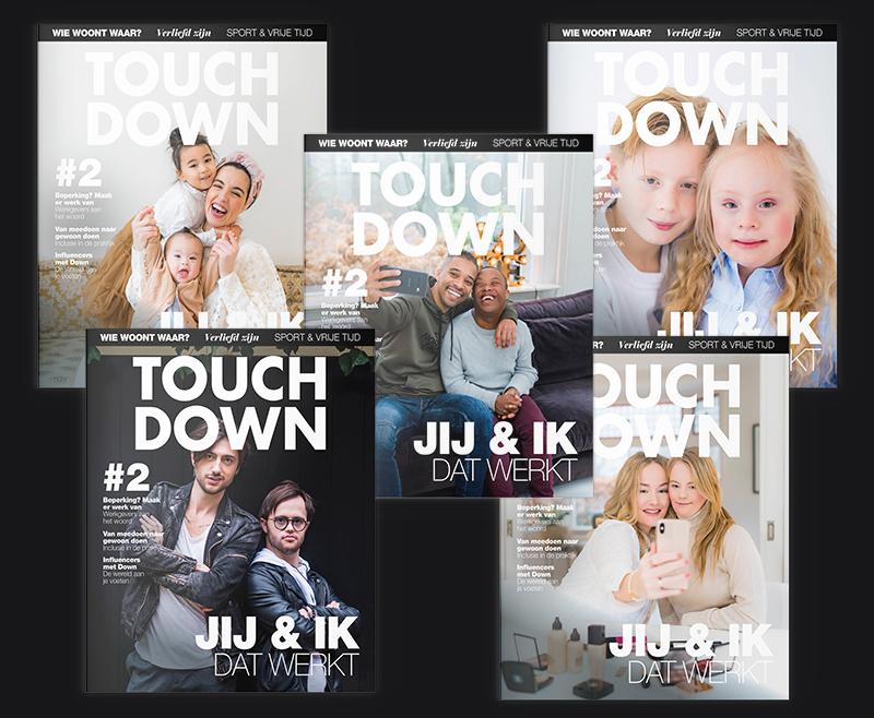 Touchdown - Magazines