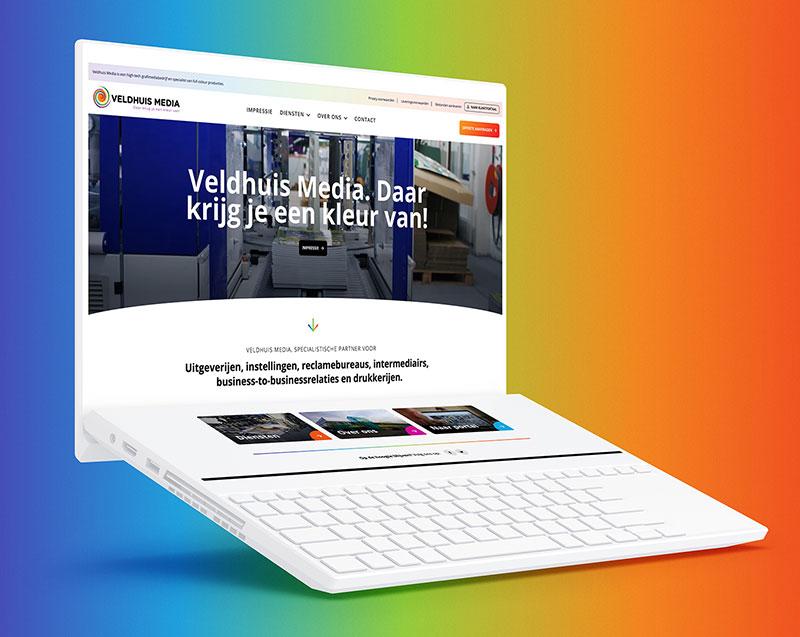 Veldhuis Media - Website