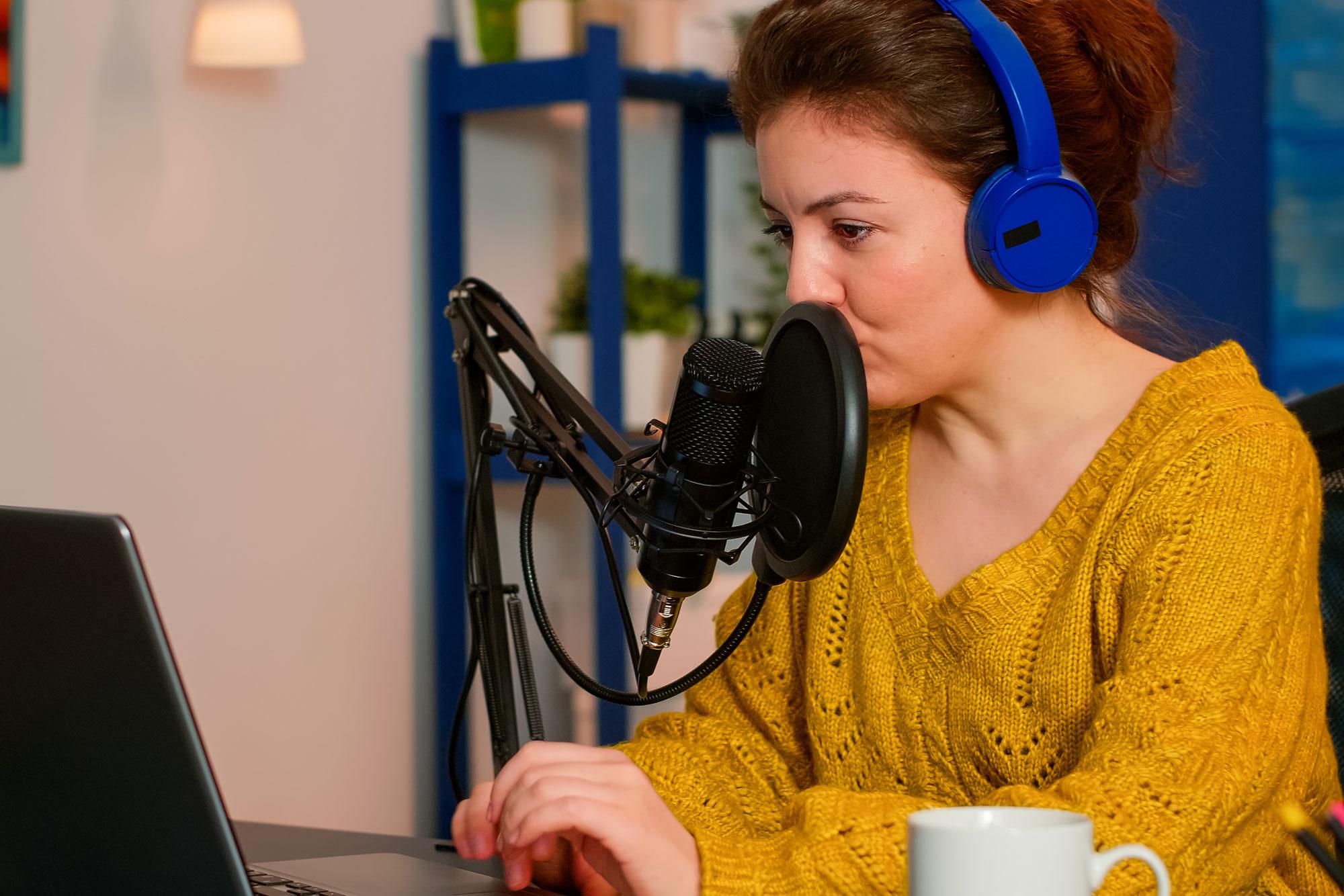 De podcast: Tijd voor een eigen geluid