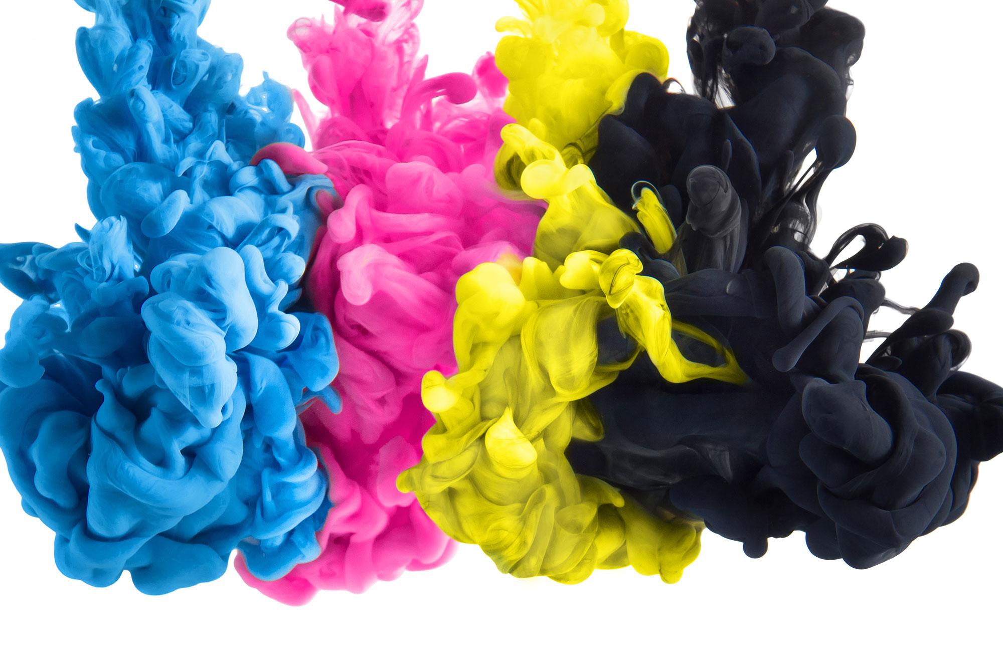 Het verschil tussen CMYK, PMS en RGB
