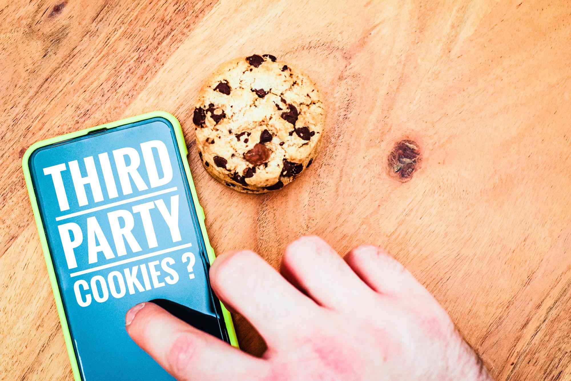 Third party cookies verdwijnen in 2022. Wat nu?