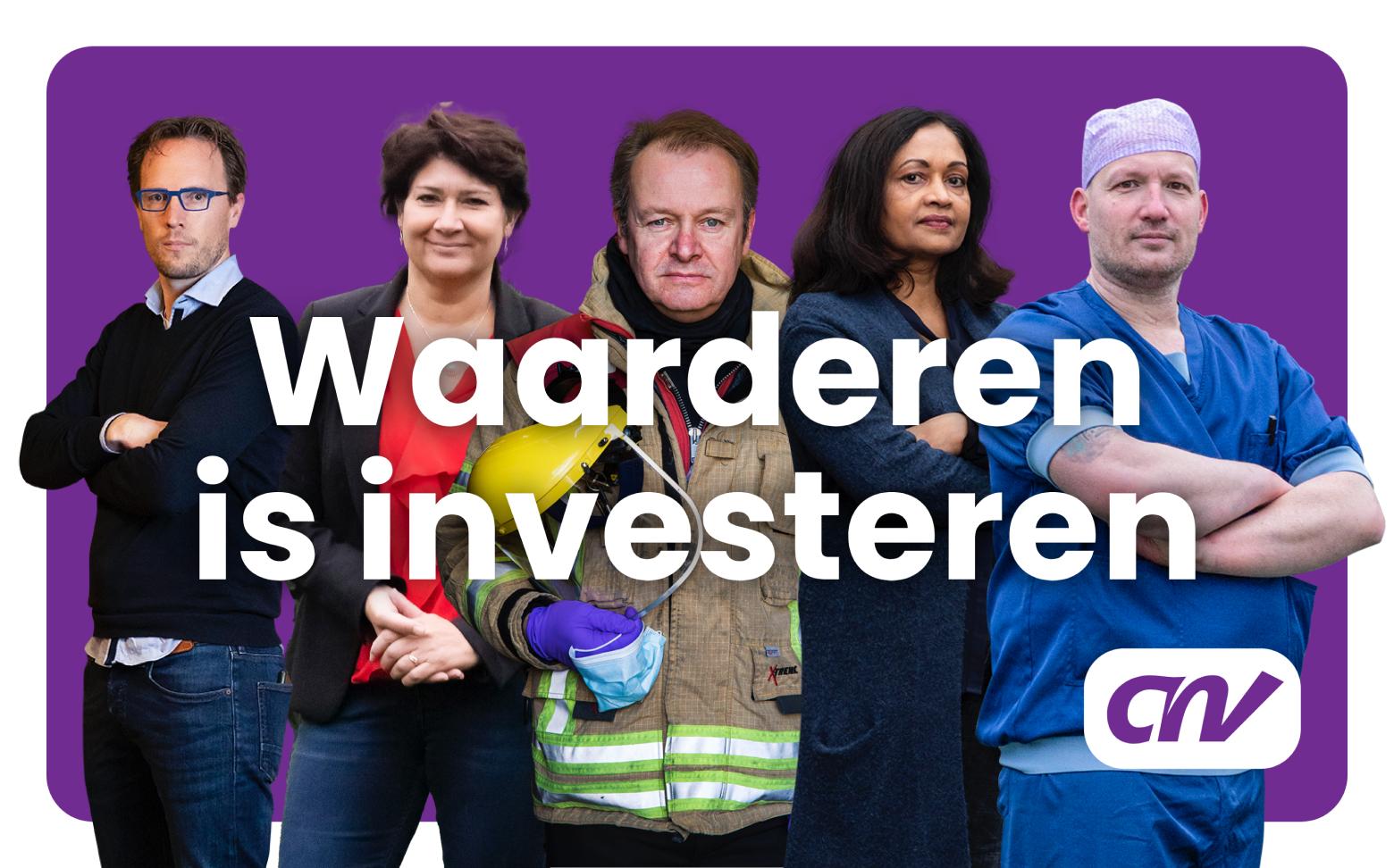 CNV - Publieke campagne
