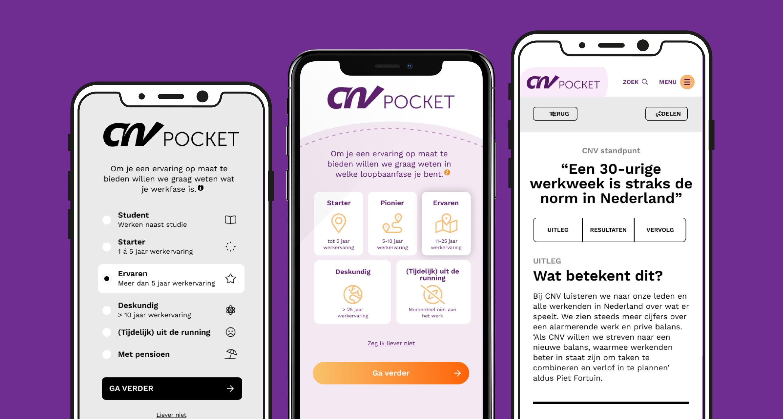 CNV - Pocket