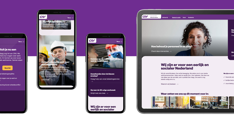 CNV - Website