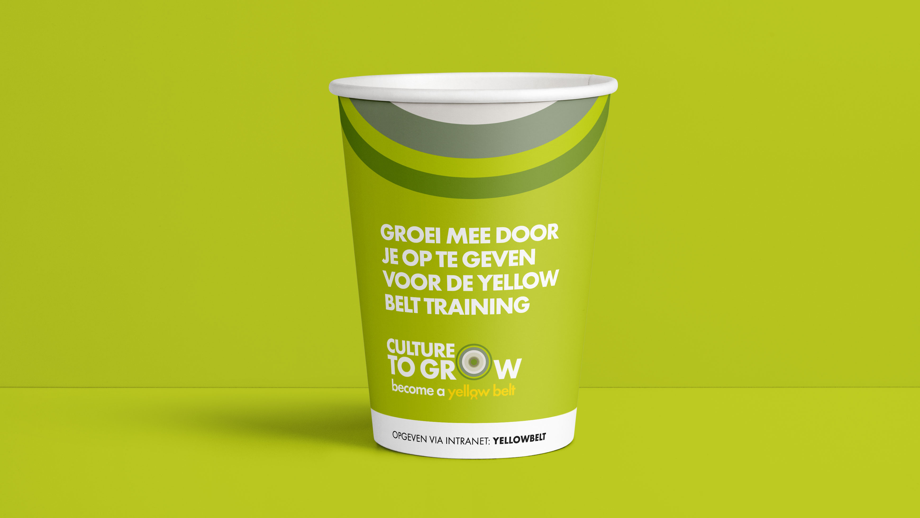 CSK - Koffie beker