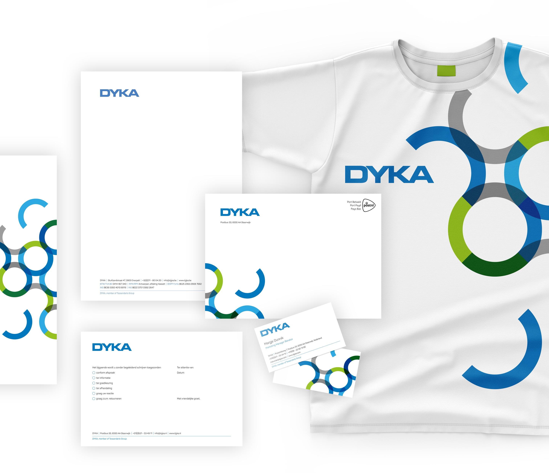 Dyka - Huisstijl
