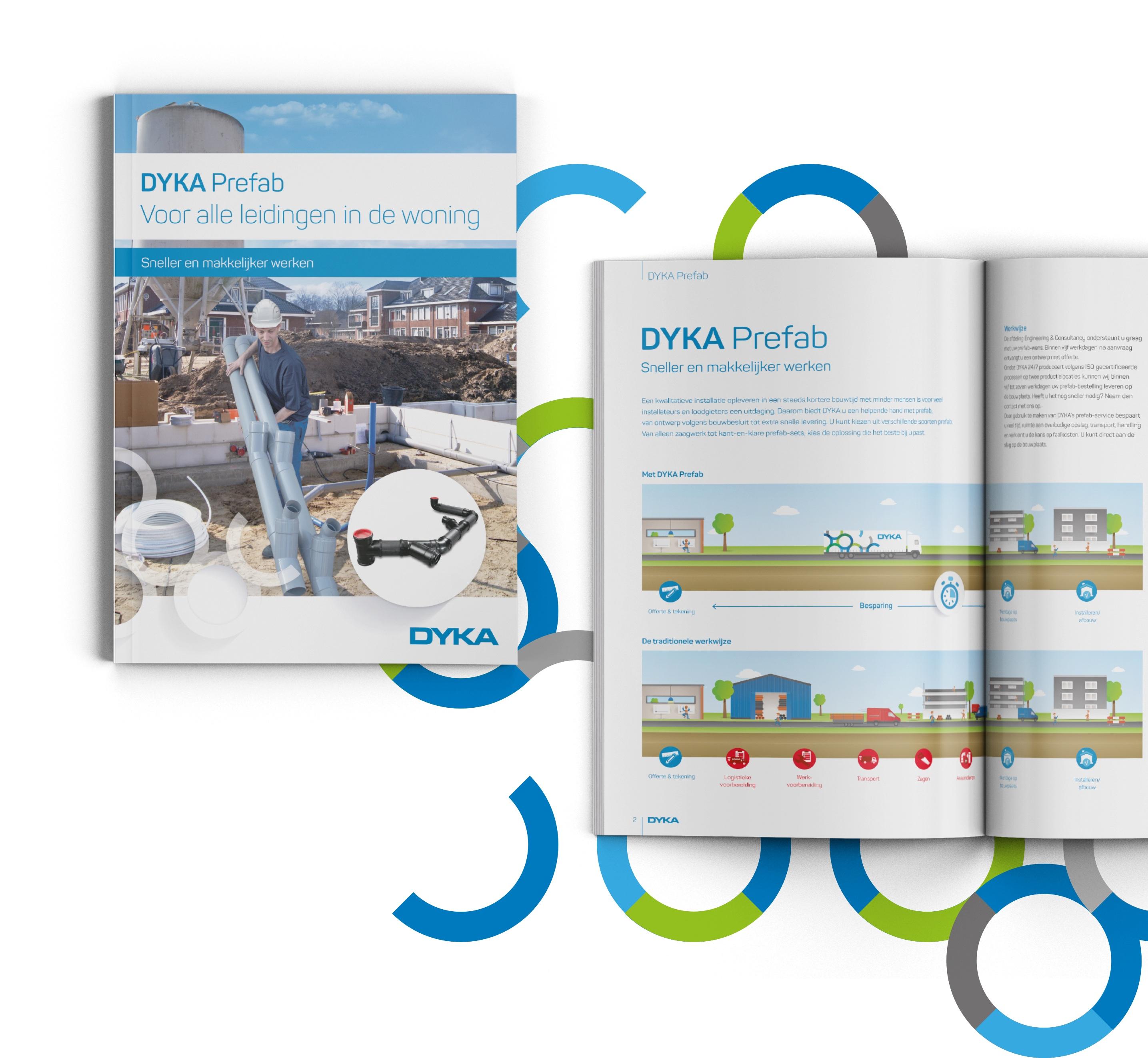 Dyka - Brochure