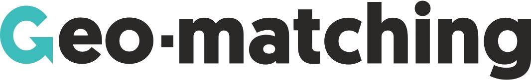Geo-matching - Logo