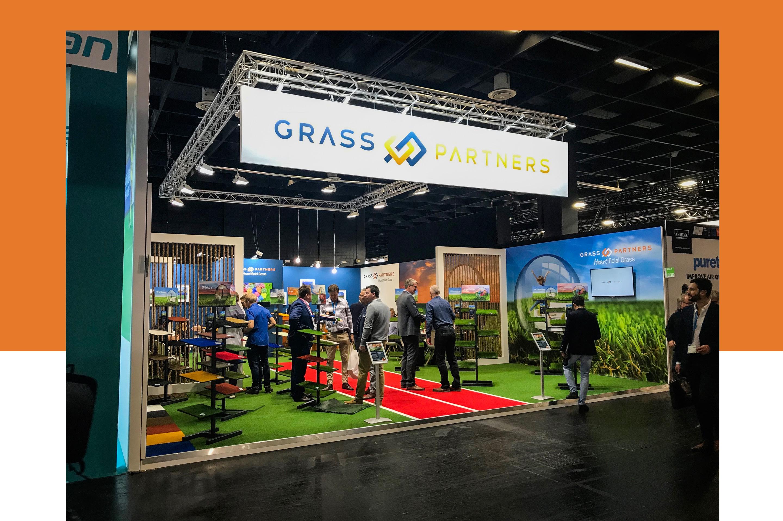 GrassPartners - Beurs