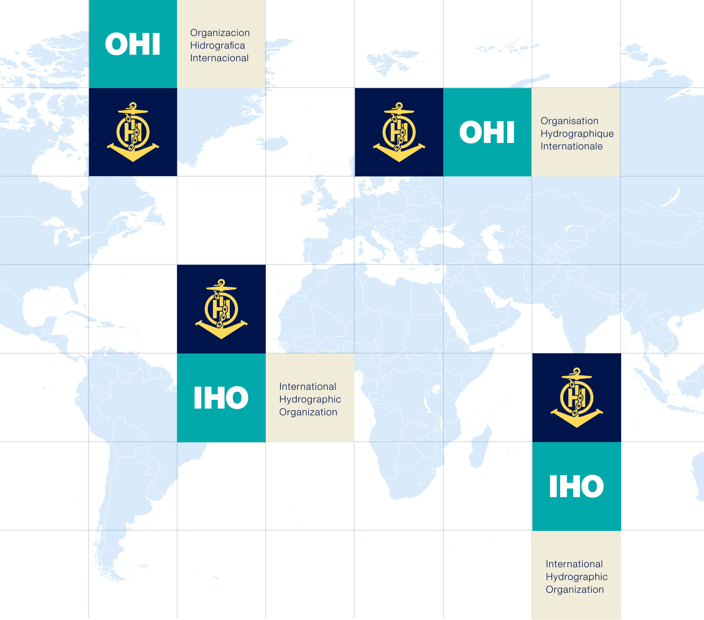 IHO - Logo varianten
