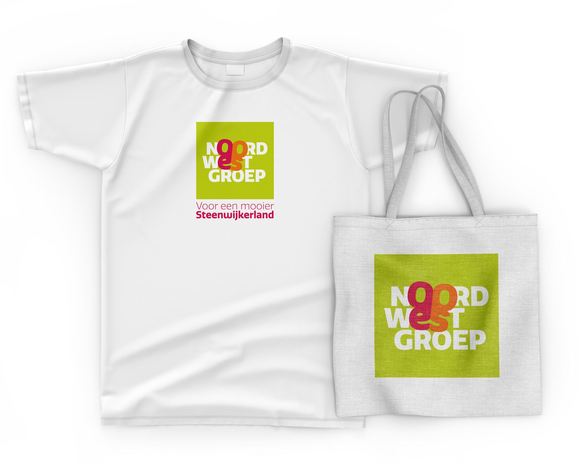 NoordWestGroep - Branding