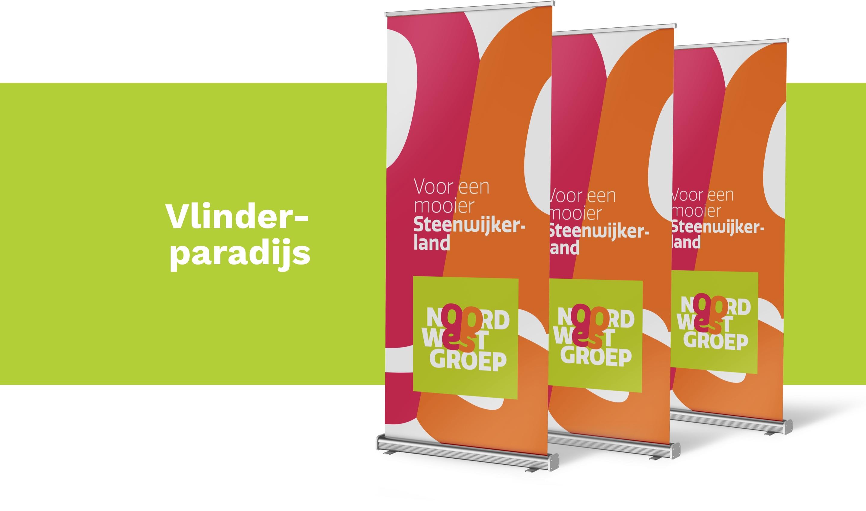 NoordWestGroep - Rollup banners