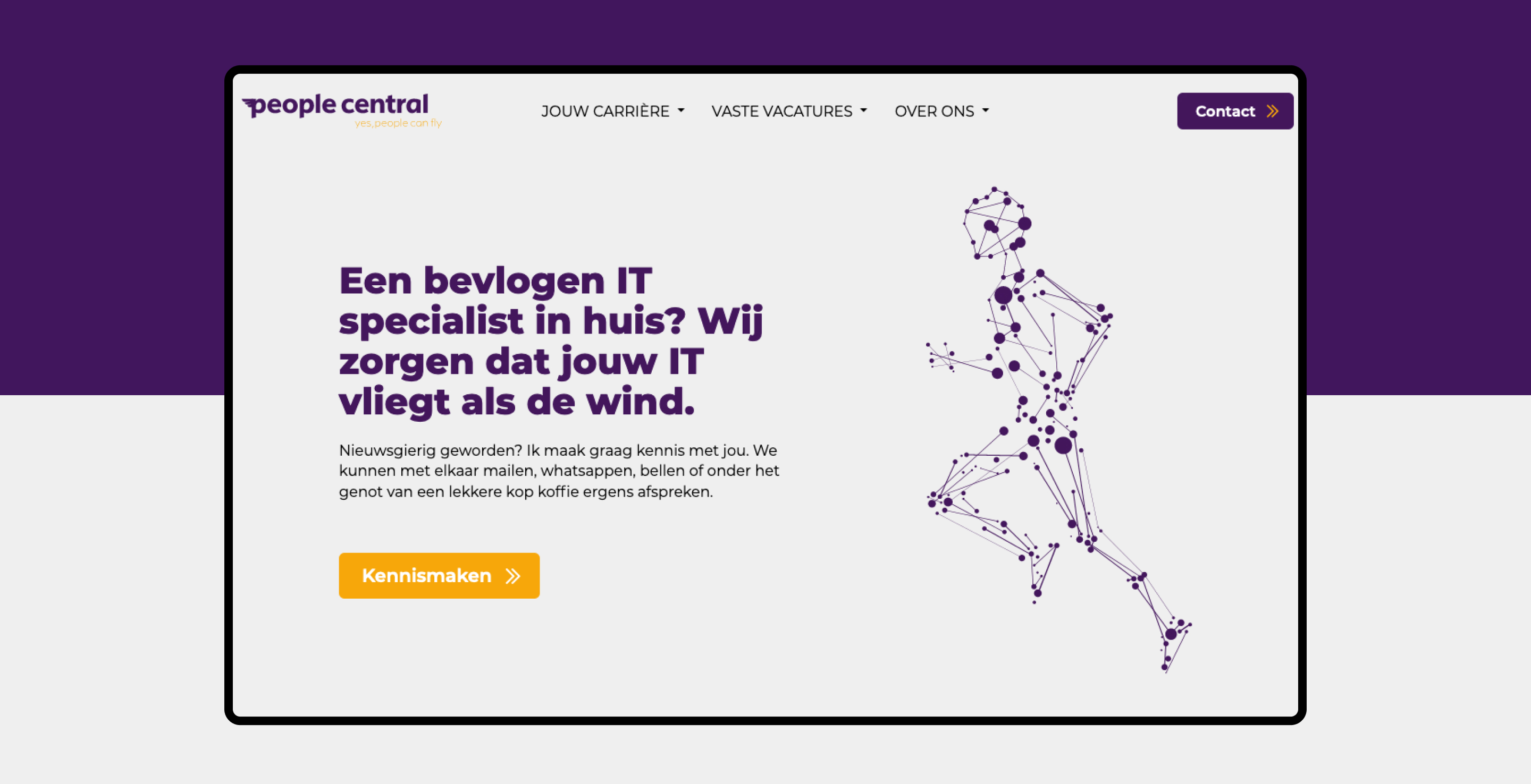 People Central - Homepage