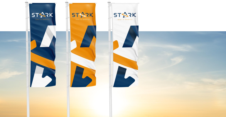 Stark - Vlaggen