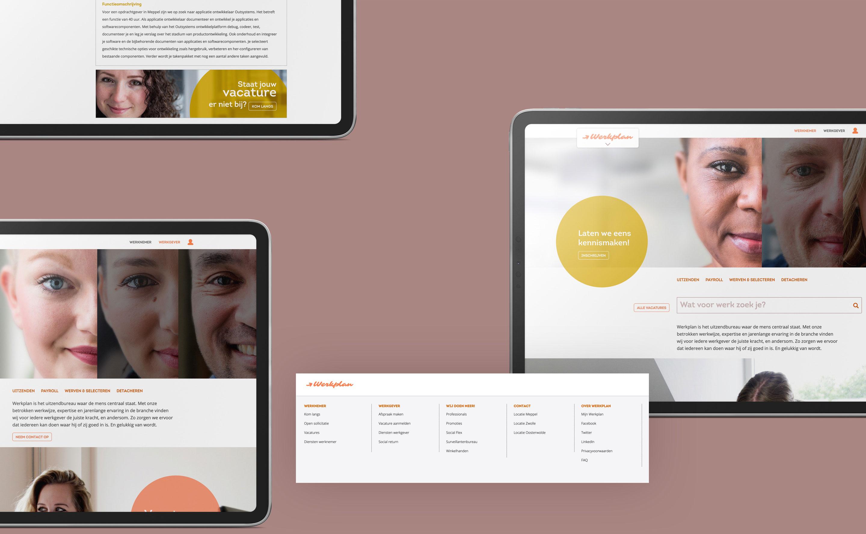 Werkplan - Website
