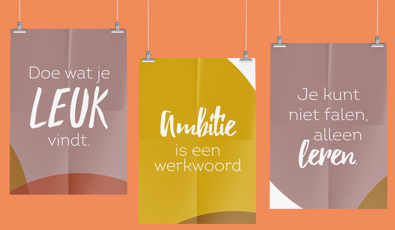 Werkplan - Posters