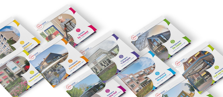 Zorggroep Oude en Nieuwe Land - Brochures